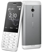 Nokia 230 DualSim, bílá