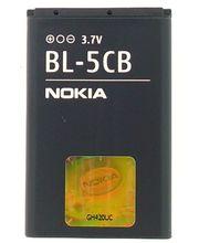 Nokia originálne Batéria BL-5CB pre Nokia 1616, 1800, C1-02, Li-Ion 3,7V 800mAh