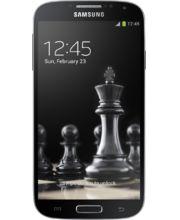 Samsung GALAXY S4 i9506 LTE kat. 4, Black edition, zadní kryt imitace kůže