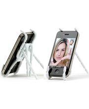 Spiderpodium - univerzální držák pro telefony (bílá)