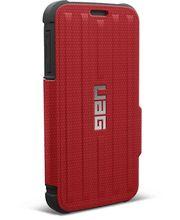 UAG flipový ochranný kryt folio case pro Samsung Galaxy S6, červený