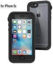 Catalyst vodotěsné pouzdro na iPhone 6/6S černo-šedé